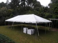 Frame tent 20x